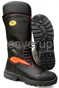 JOLLY LEATHER FIREFIGHTER BOOTS, 9106/G